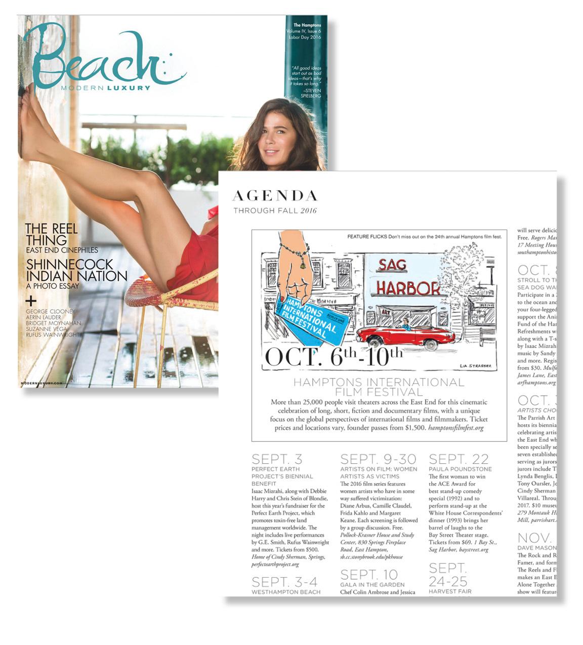 Lia Strasser Beach Modern Luxury Cristina Cuomo