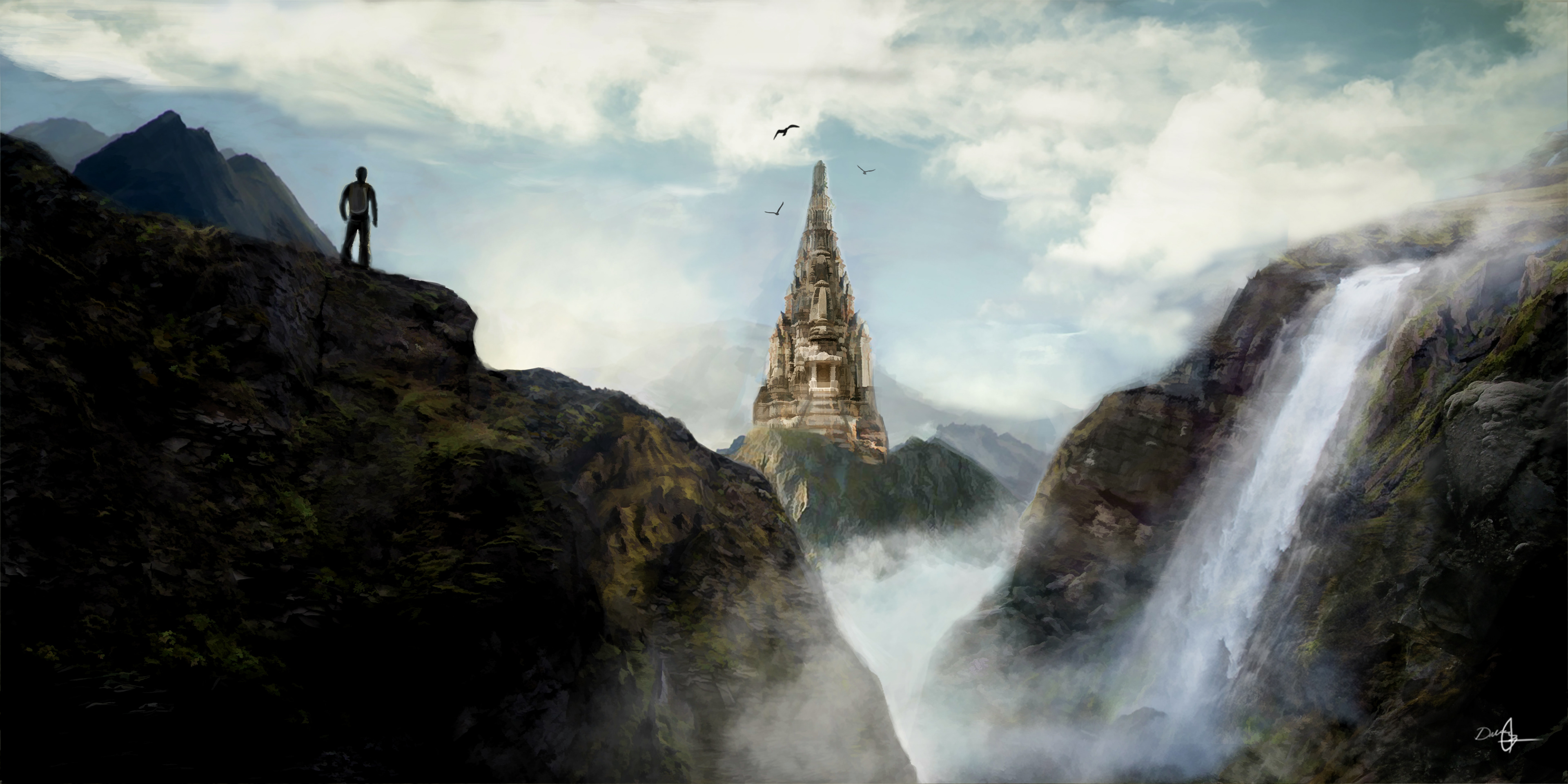 matte painting thesis Small painting is produced specifically with its ease of reproduction in mind by using, for example, matte paint that would not glare from studio lights or working 1 walter benjamin, the work of art in the age of mechanical reproduction , translated by j a.