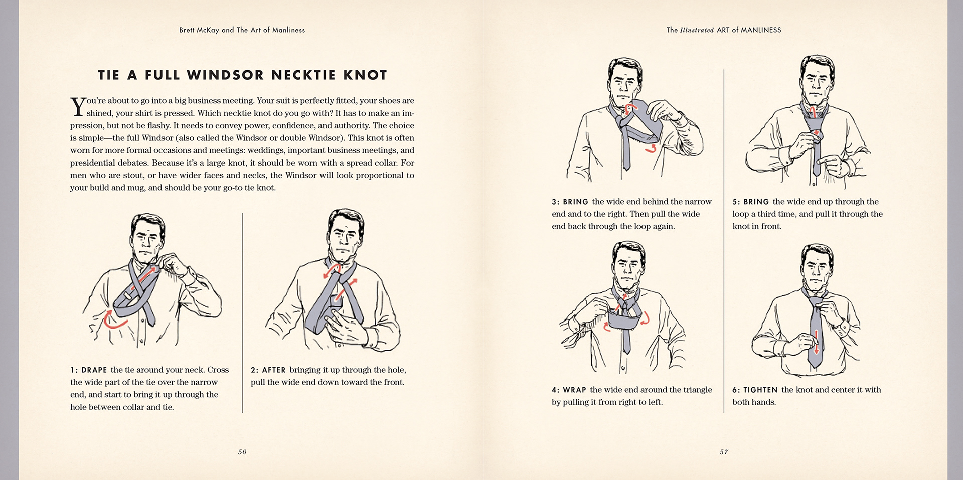 ted slampyak the illustrated art of manliness