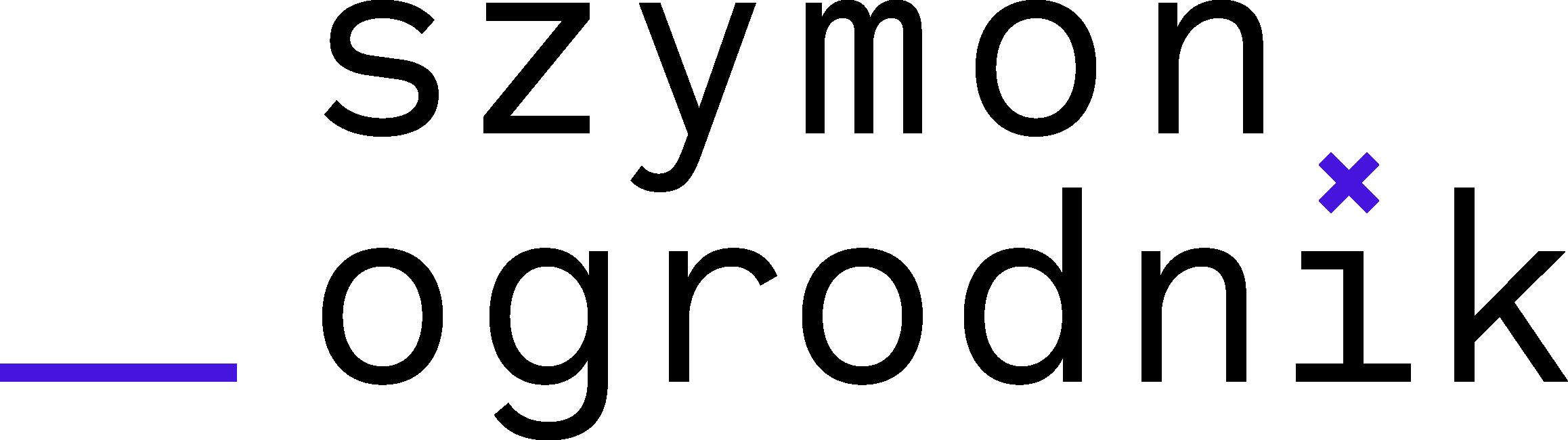 Szymon Ogrodnik
