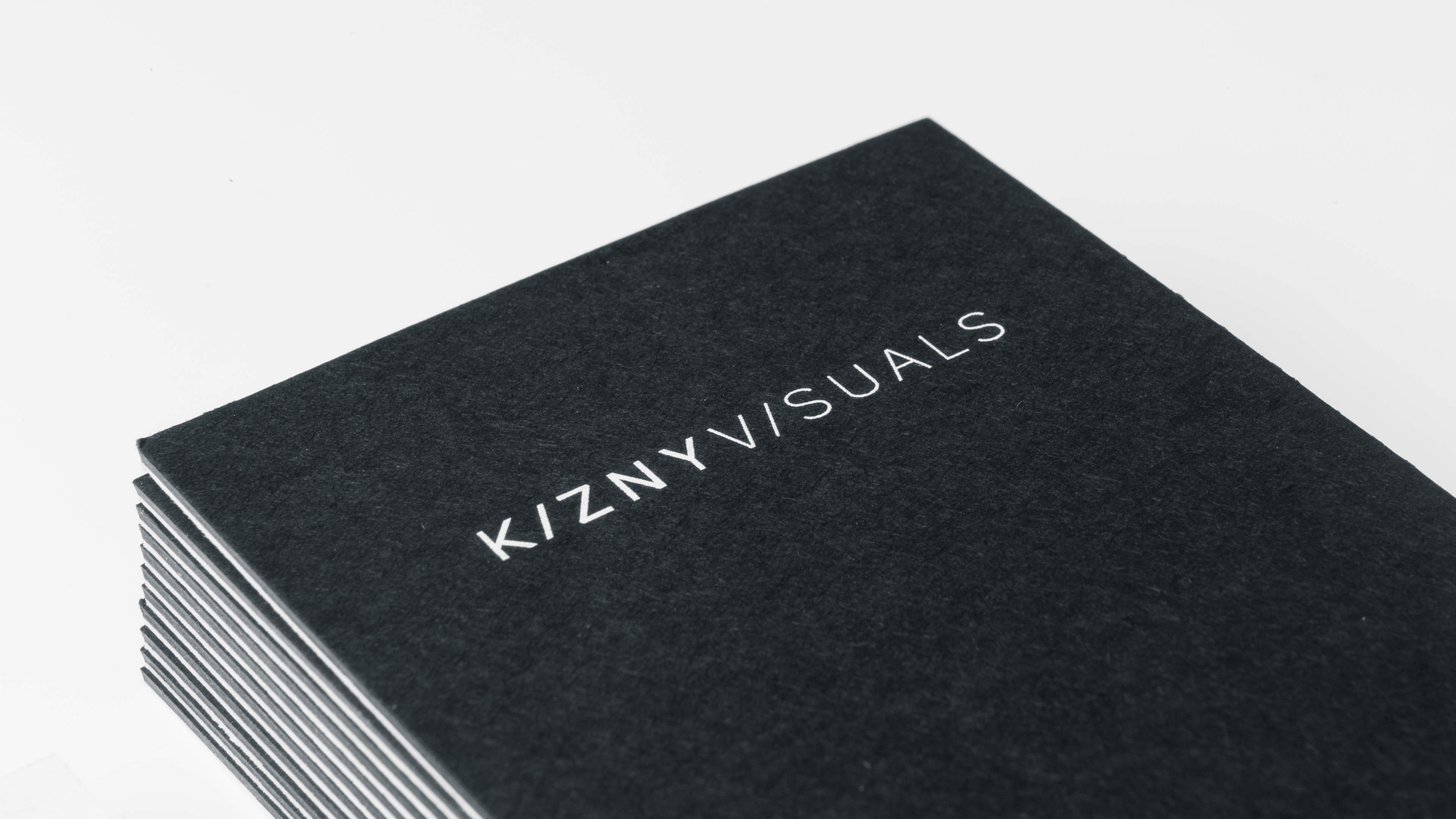 Patryk kizny visual director kizny visuals business cards kizny visuals is a creative imaging media production studio led by patryk kizny fusing emerging technologies with strong artistic vision to deliver reheart Images