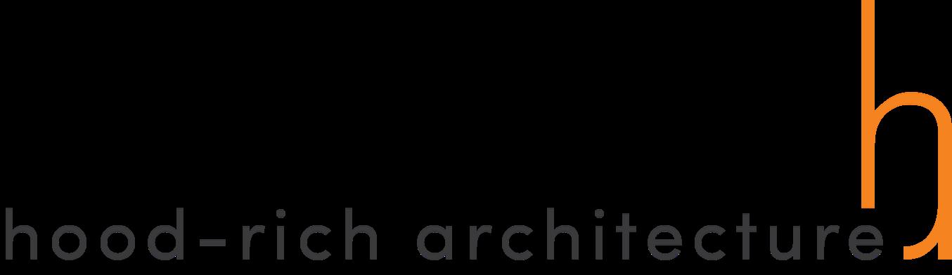 Hood-Rich Architecture Circle Logo