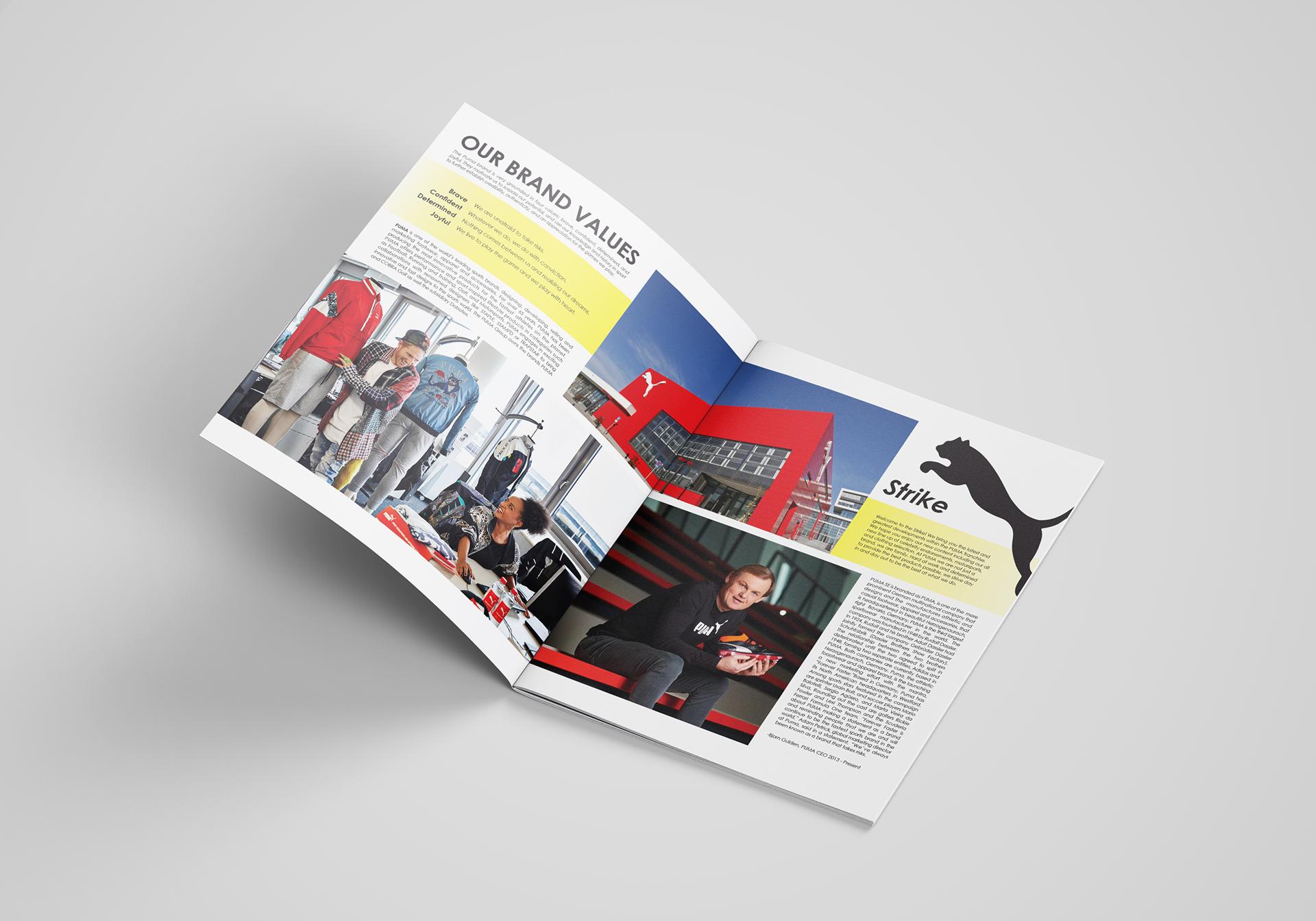 sugerir Ciro Subproducto  DWKN creative - Puma Newsletter
