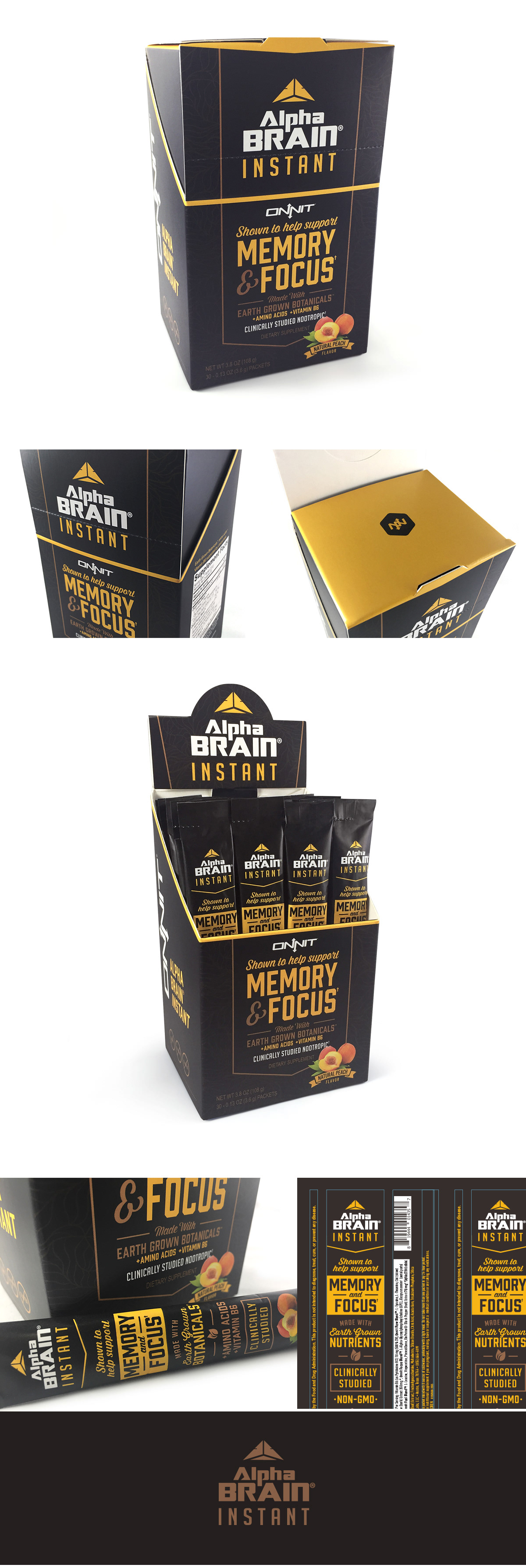 Arthur Fury Design Packaging