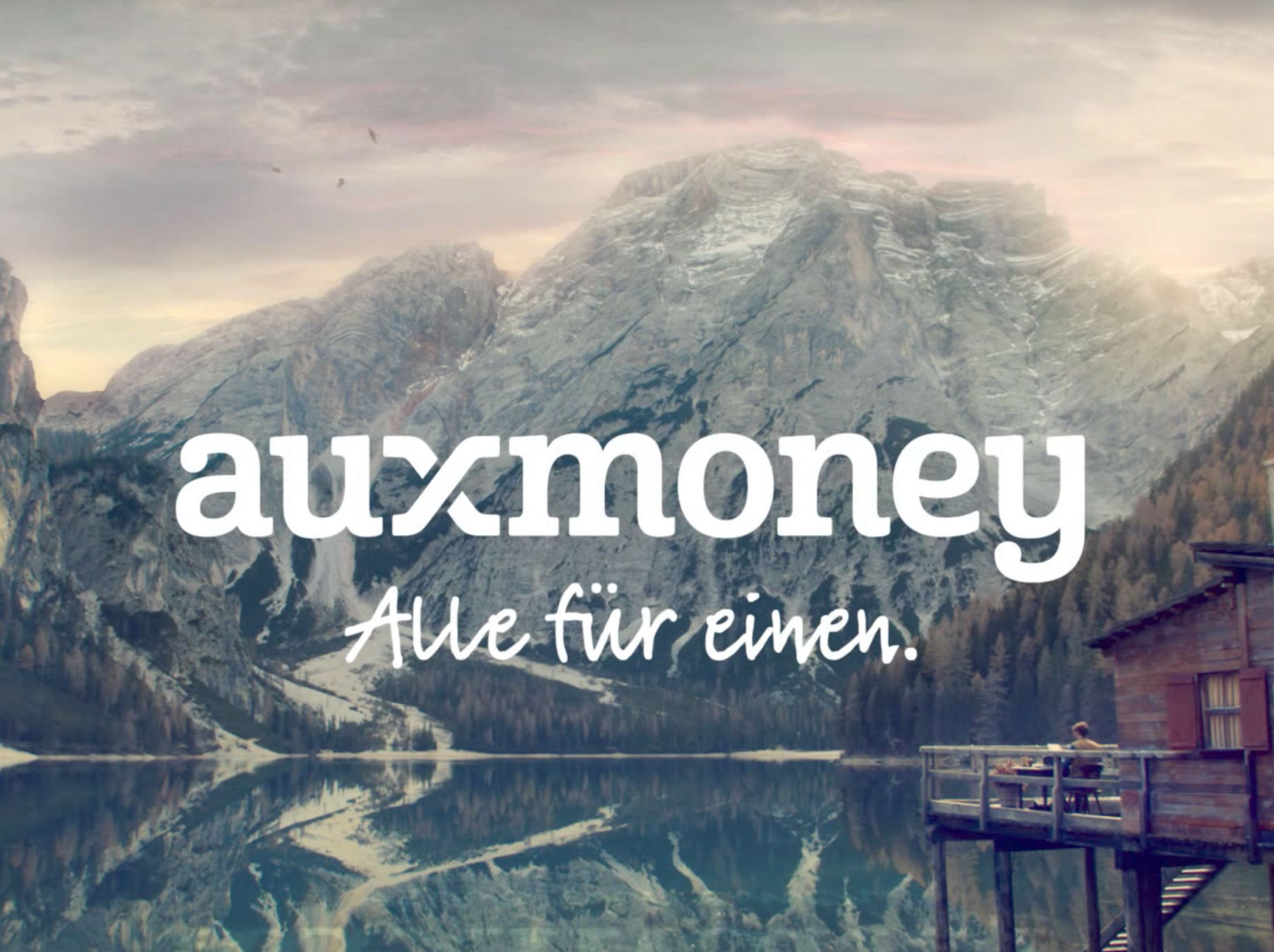 Auxmoney Projekte