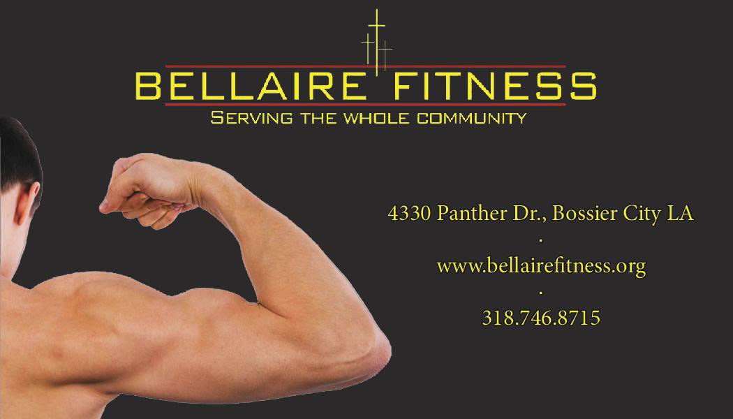 Bonny bacoccini bellaire fitness center products business card reheart Images