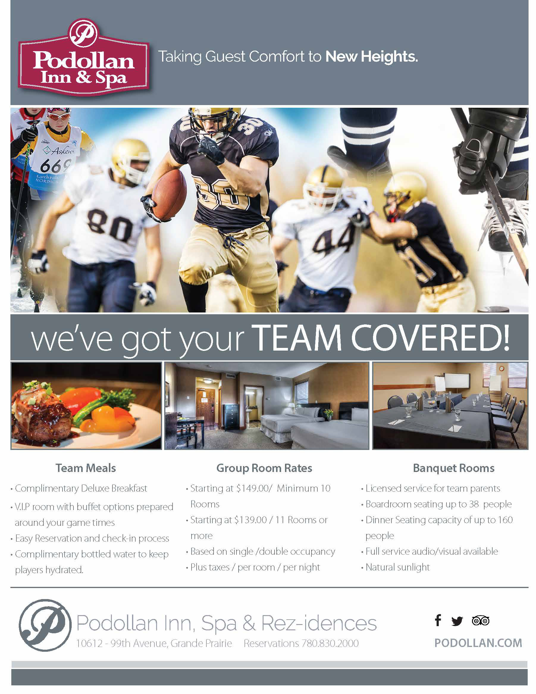 shannon downey flyers sales packages