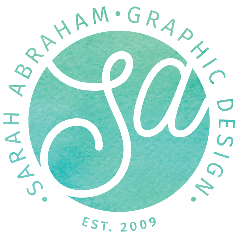 Sarah Abraham Graphic Design