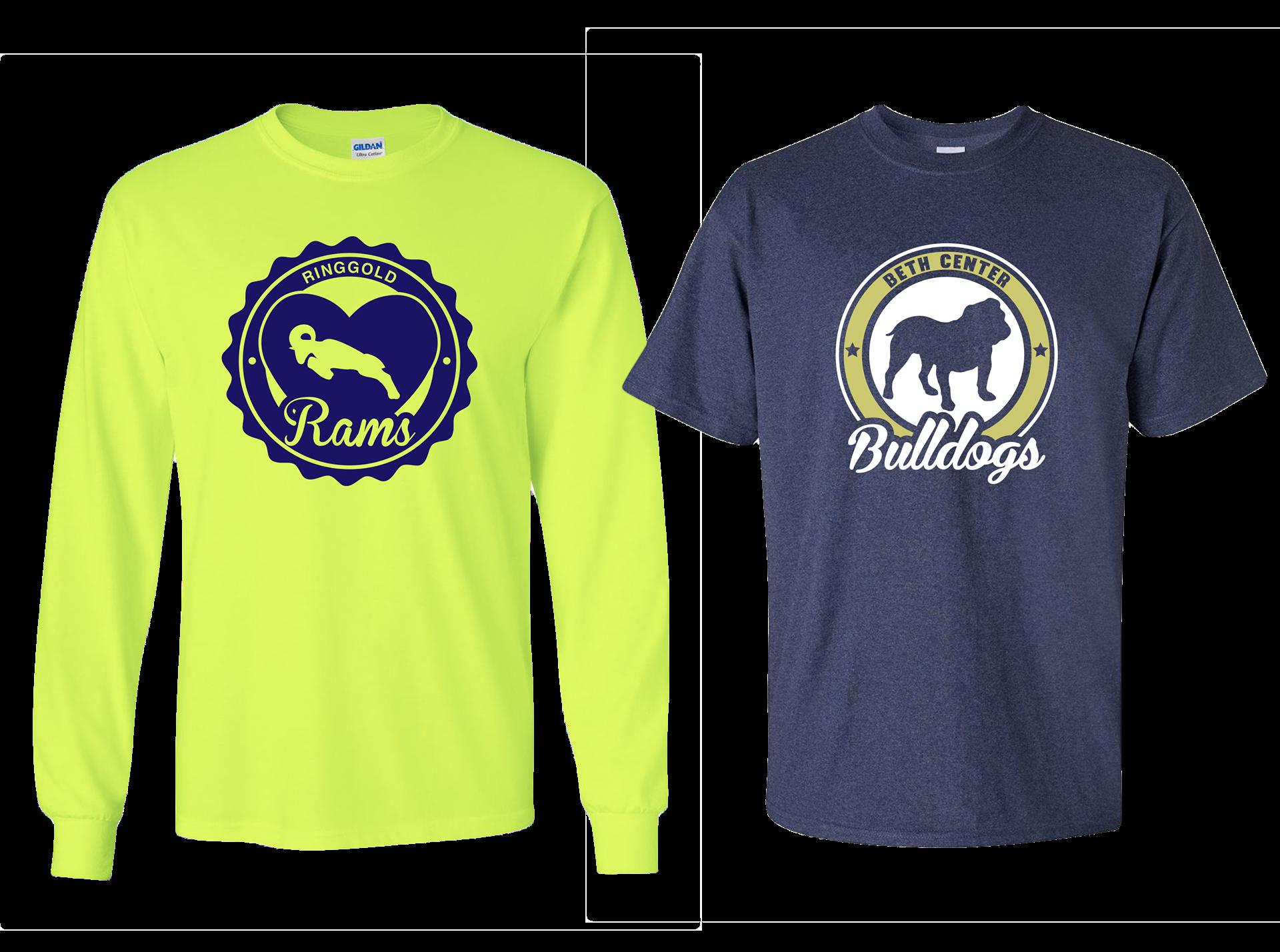 High School Sports T Shirts Designs Summer Cook