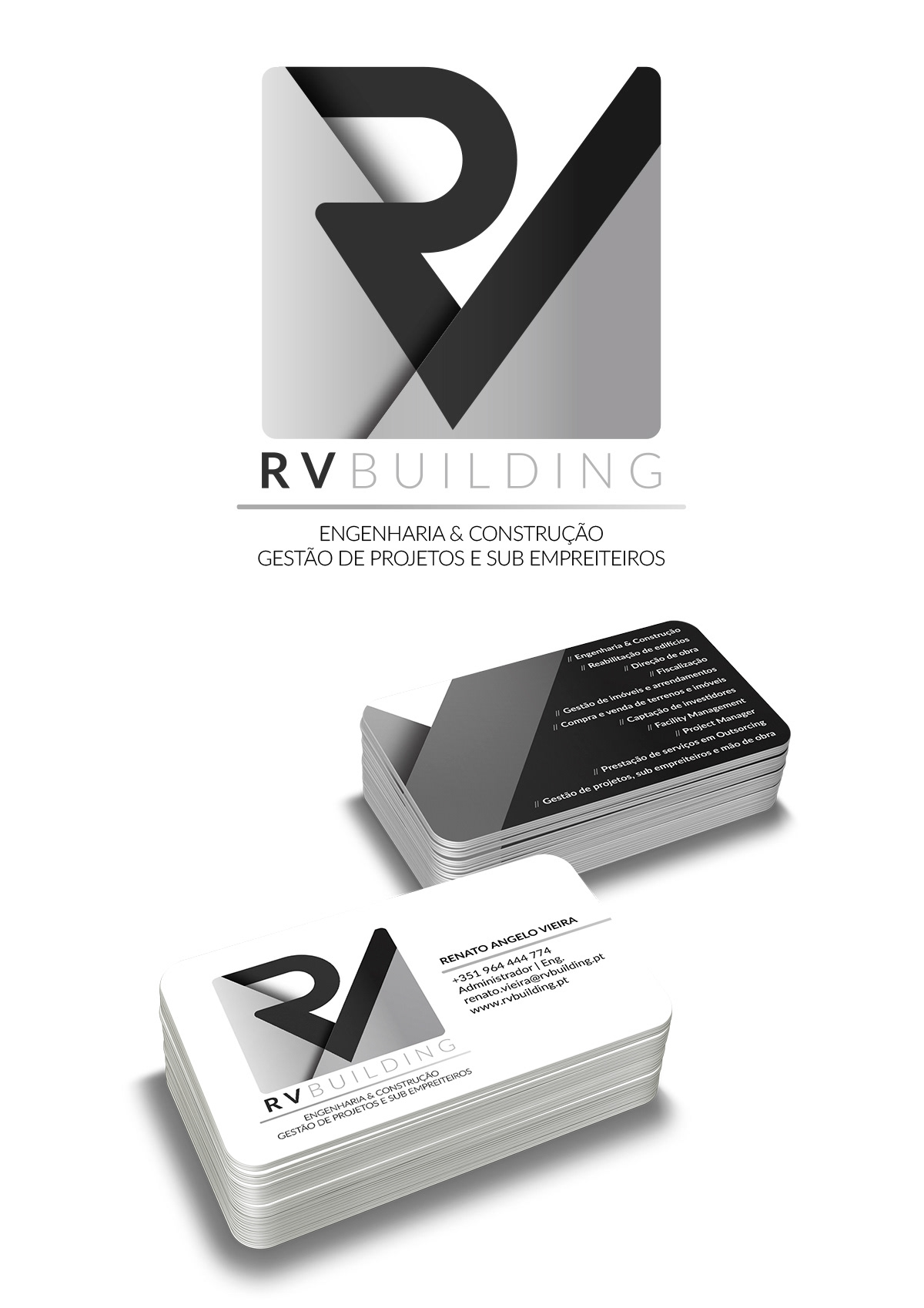 Nusa creative design rv building logo business cards and webdesign rvbuilding reheart Images
