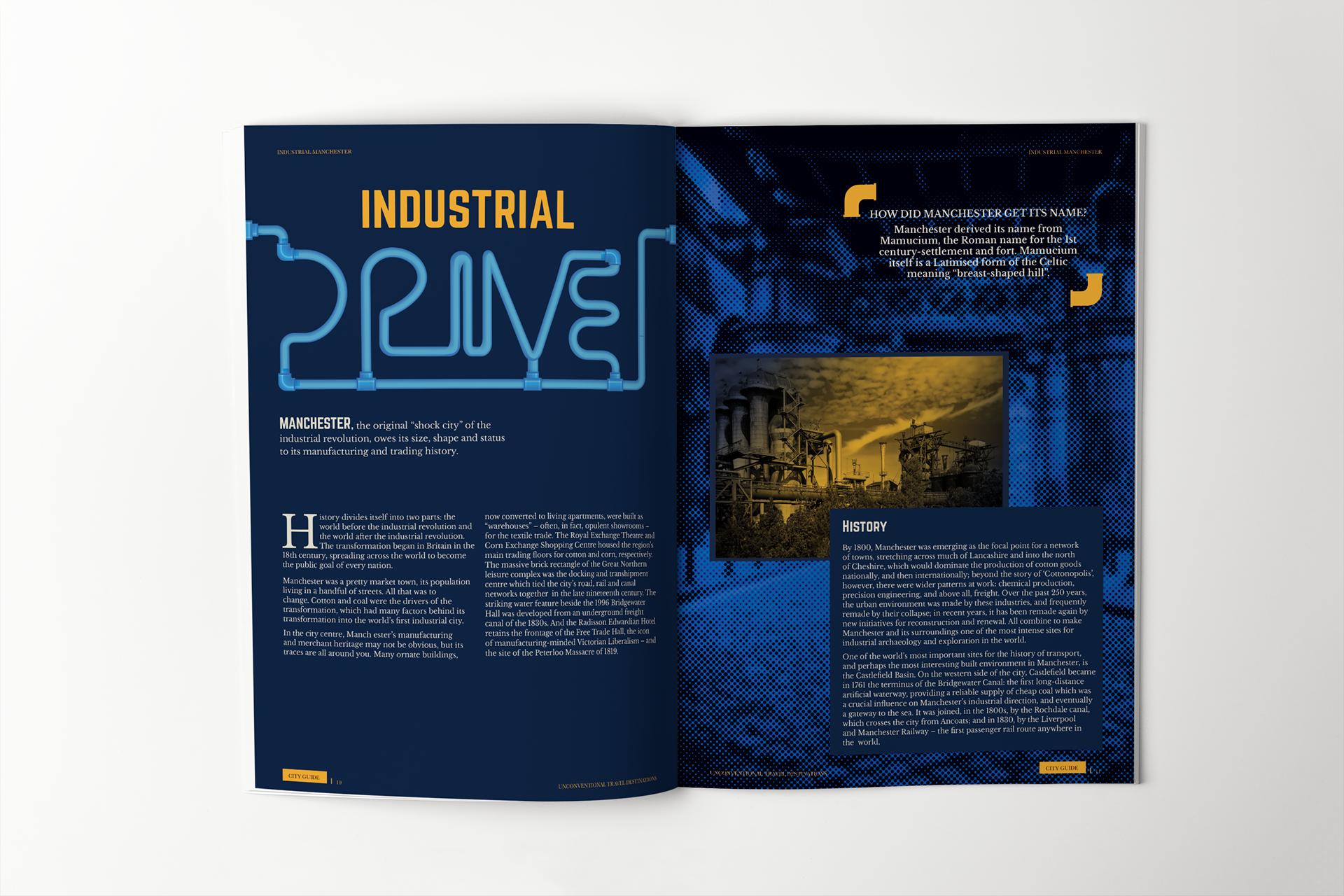 industrial revolution editorial