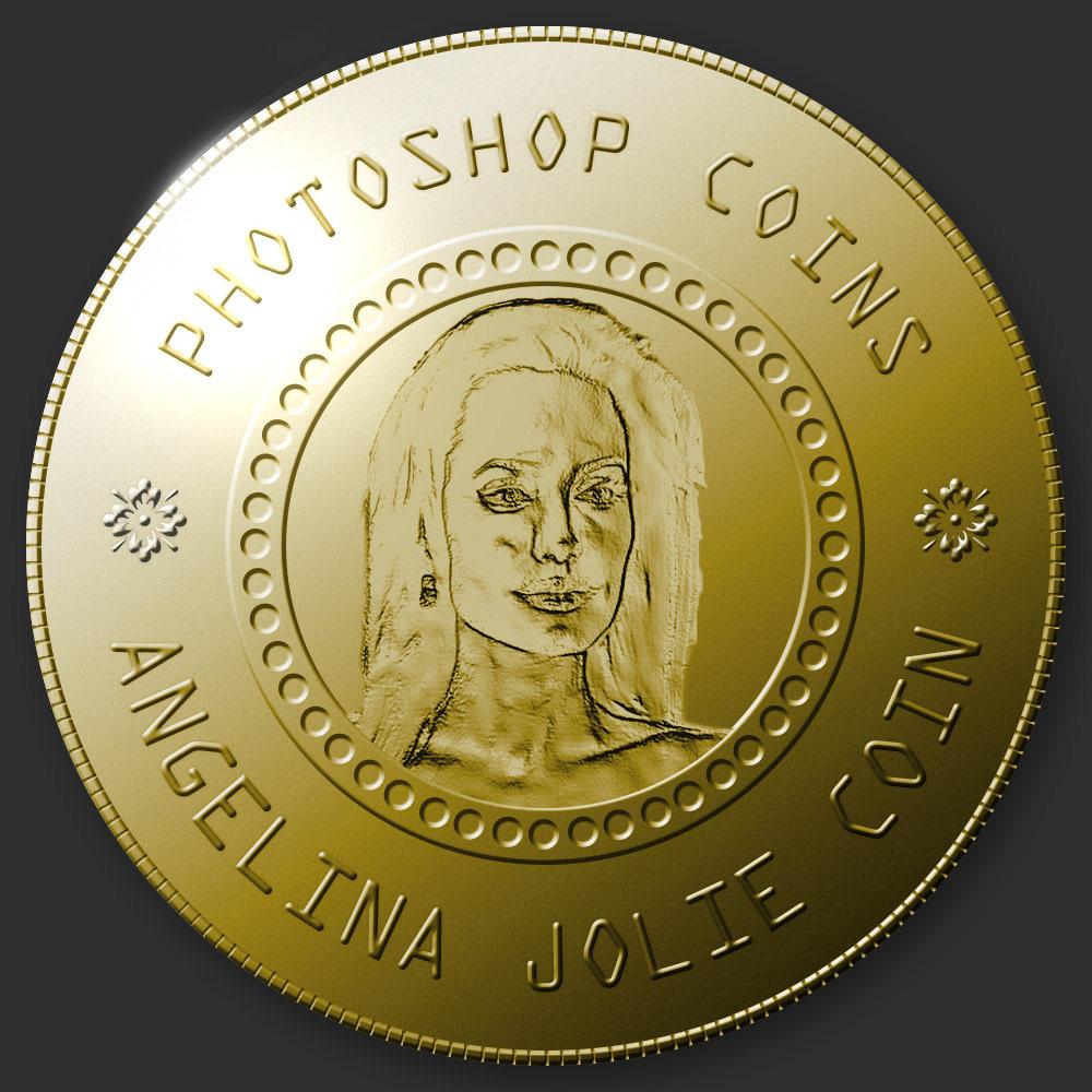 Hayk Sanamyan - Photoshop Coin Design