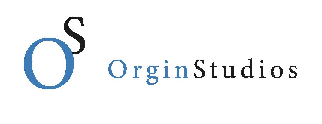 Orgin Studios - Web & Print Design