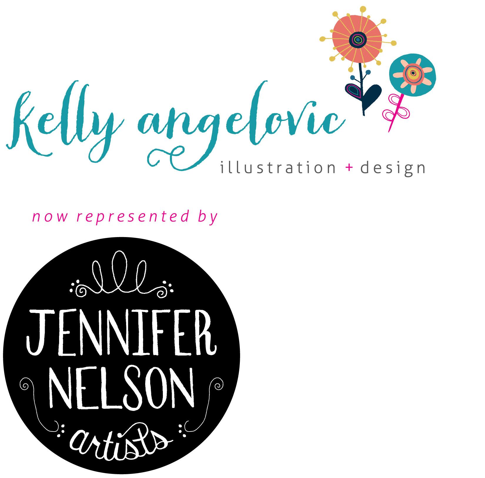 Kelly Angelovic Illustration + Design