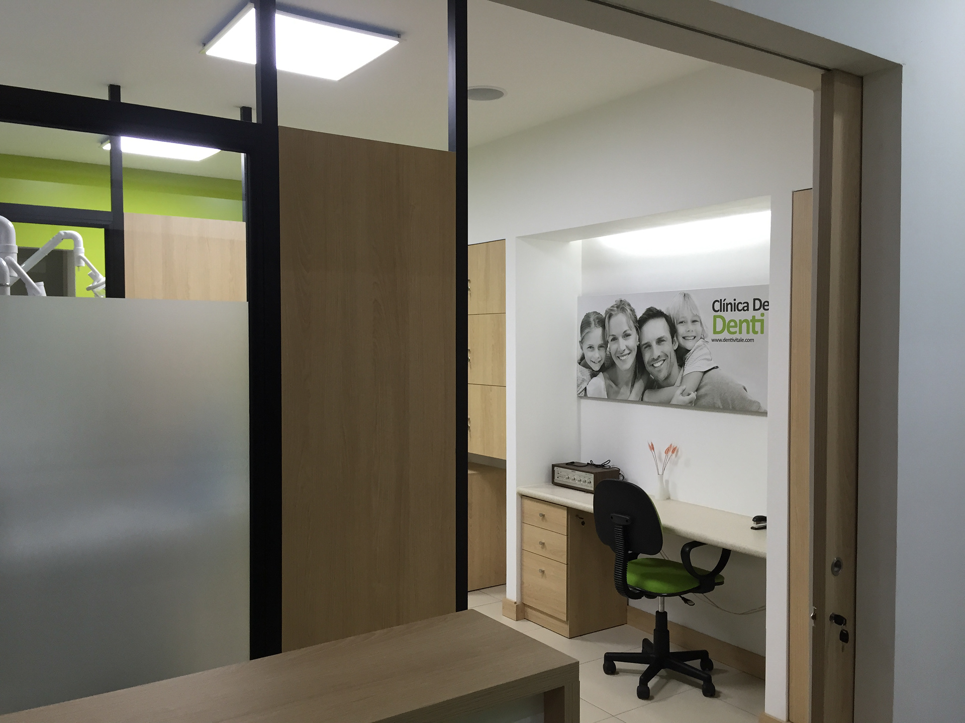 EA, S.A . Arquitectura Guatemala - Clínica Dental San Sebastian