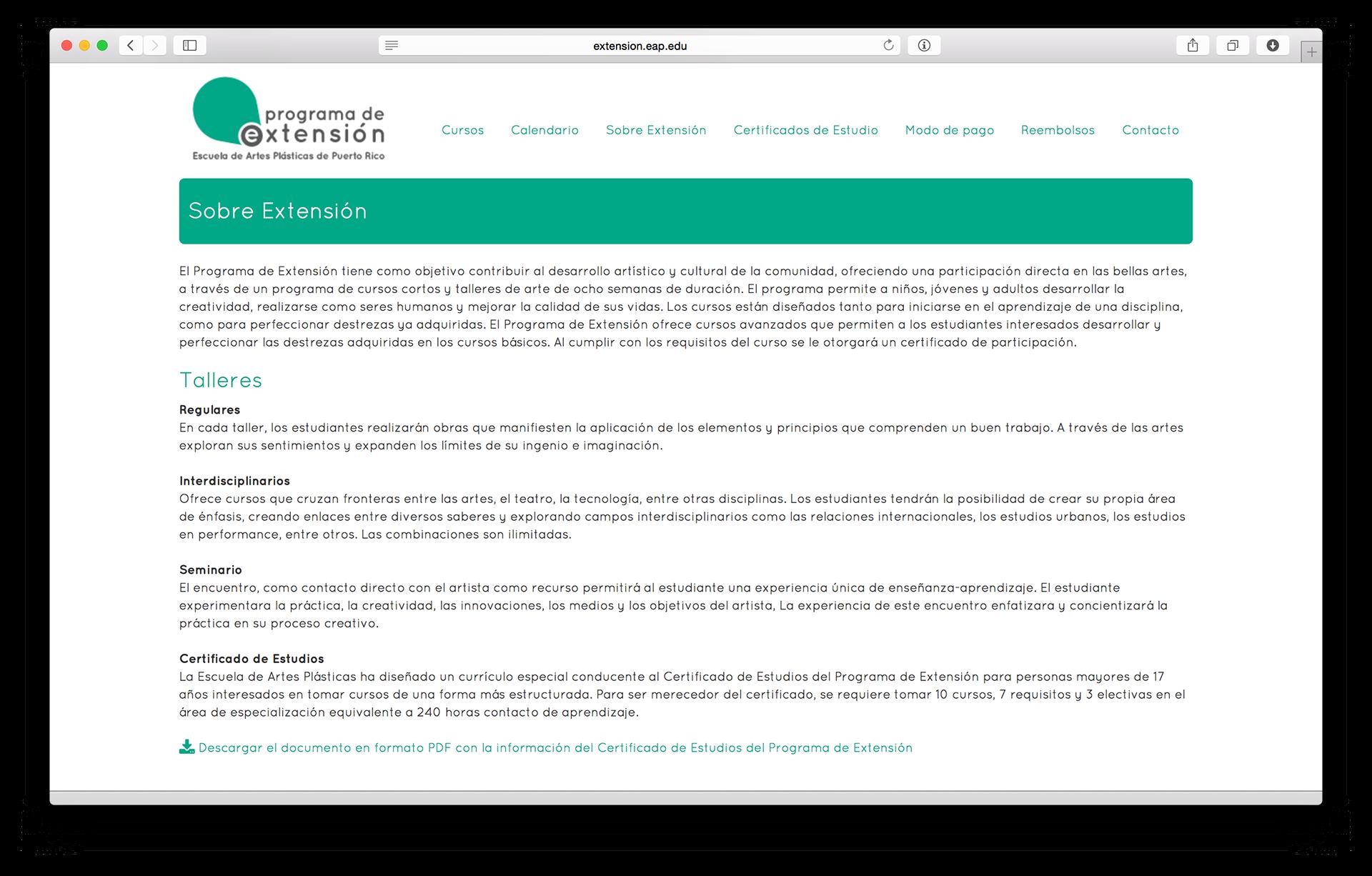 Kimberly Ortega León - Programa de Extensión