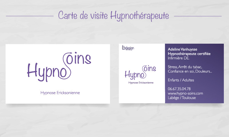 Carte De Visite Hynosoins