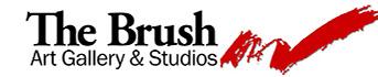 Logo of The Brush Art Gallery & Studios
