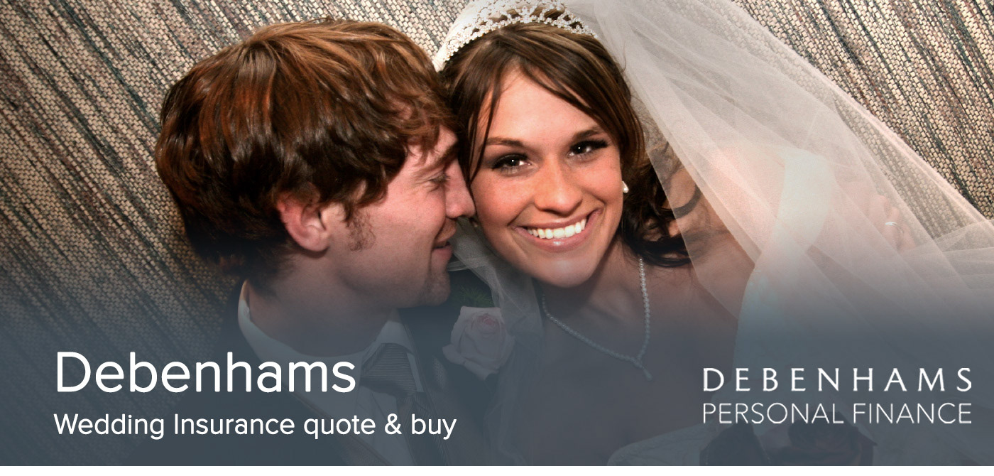 Replatform Redesign And New UI UX Project To Improve Debenhams Wedding Insurance Quote Buy