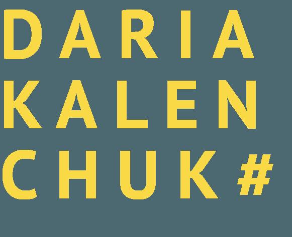 Daria Kalenchuk