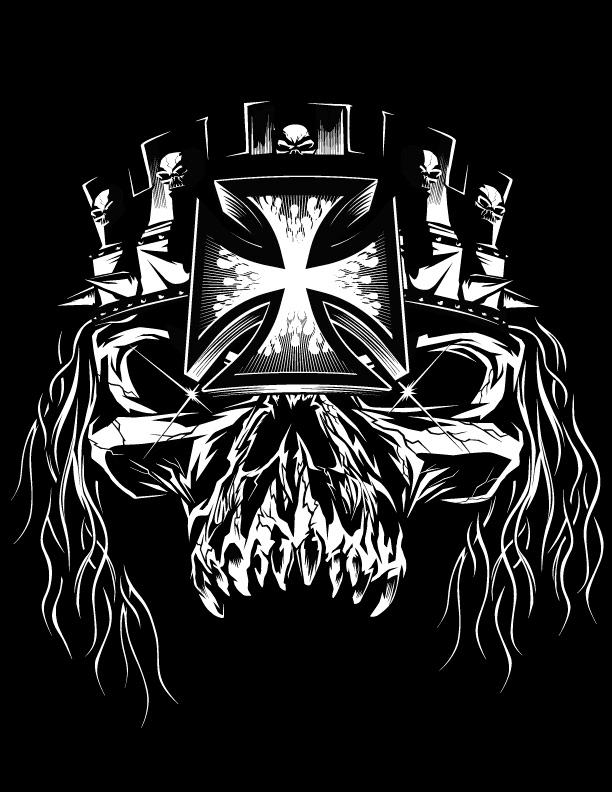 Michael Delaporte Triple H