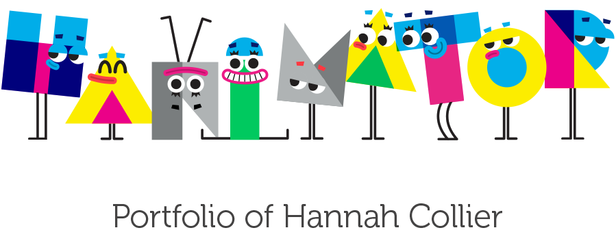 Portfolio of Hannah Collier