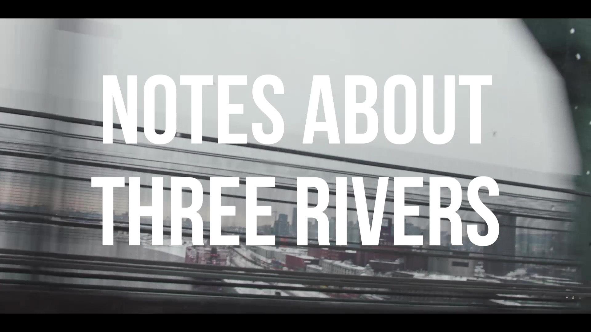 portugués arrojar polvo en los ojos No puedo  HA [ POST-PROD ] - Jordan Officer | Notes about Three Rivers