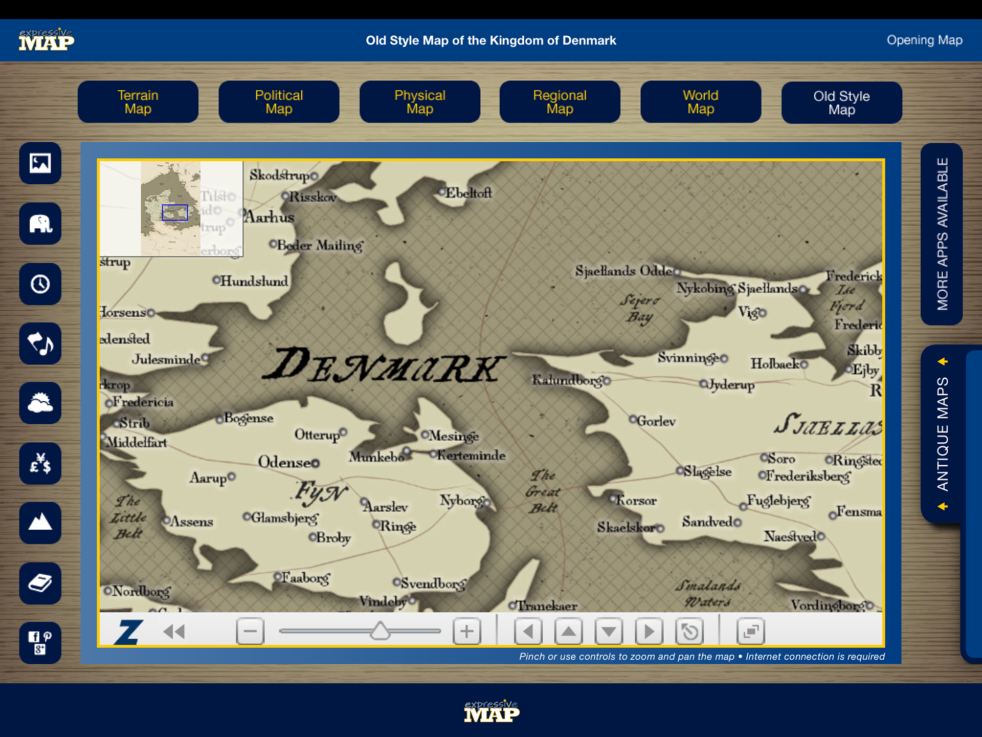 Eric olason mapmaker cartographic artist app denmark apple app store i have since made a decision to no longer work creating apps in favor of making oversize wall maps for business home and office under gumiabroncs Choice Image