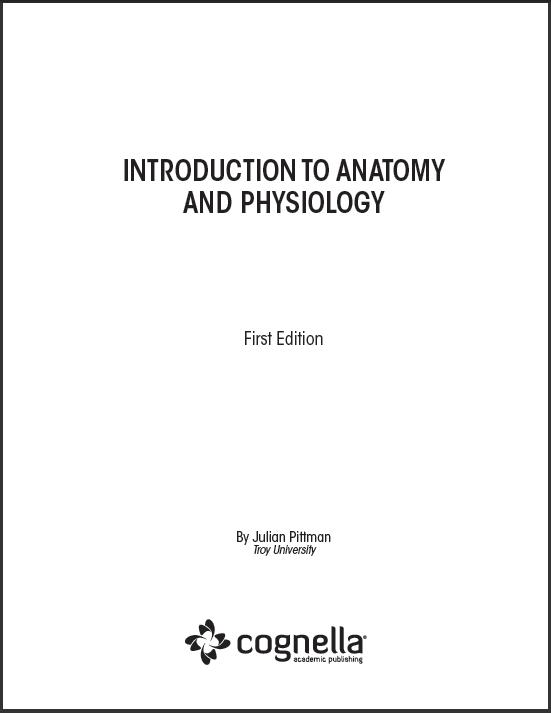 Mandy Licata Introduction To Human Anatomy By Julian Pittman