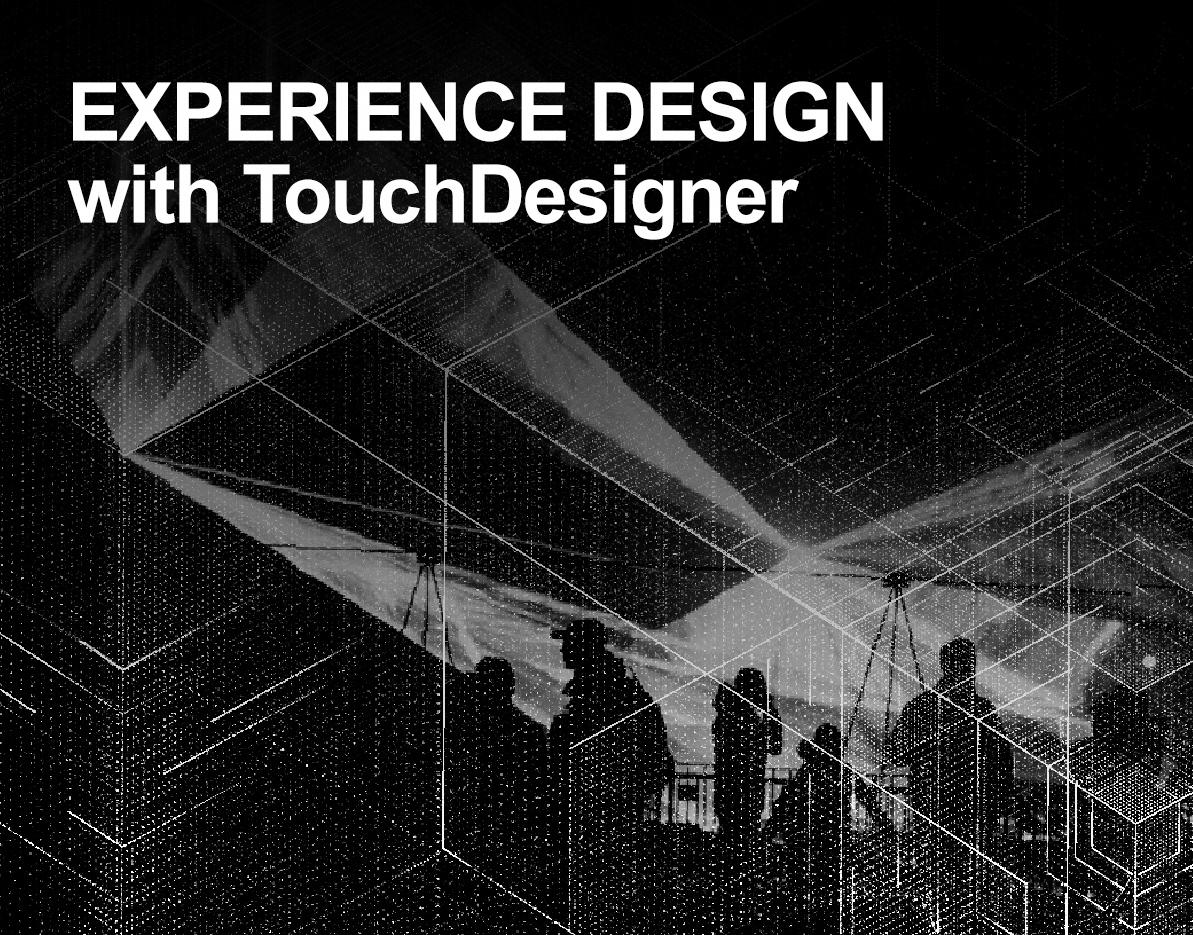MXZEHN - Audiovisual Design - TouchDesigner Intermediate Berlin