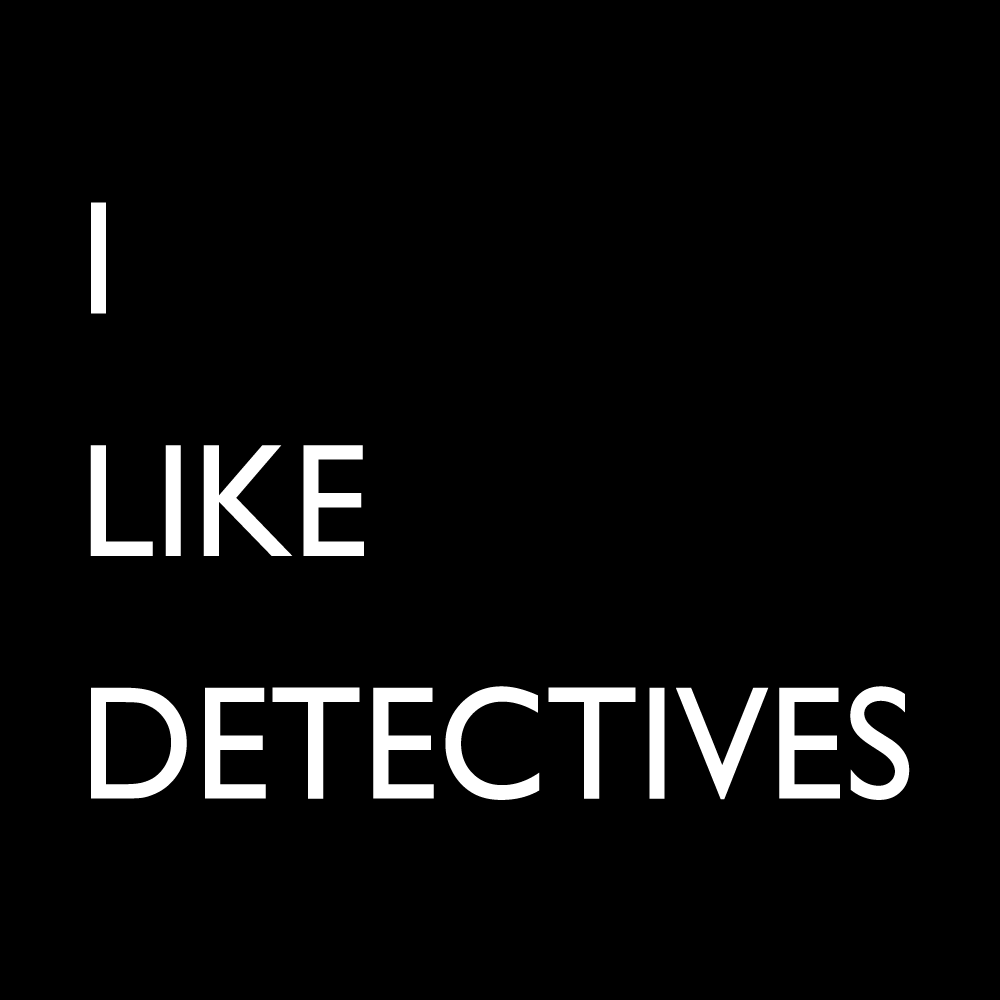 I Like Detectives logo