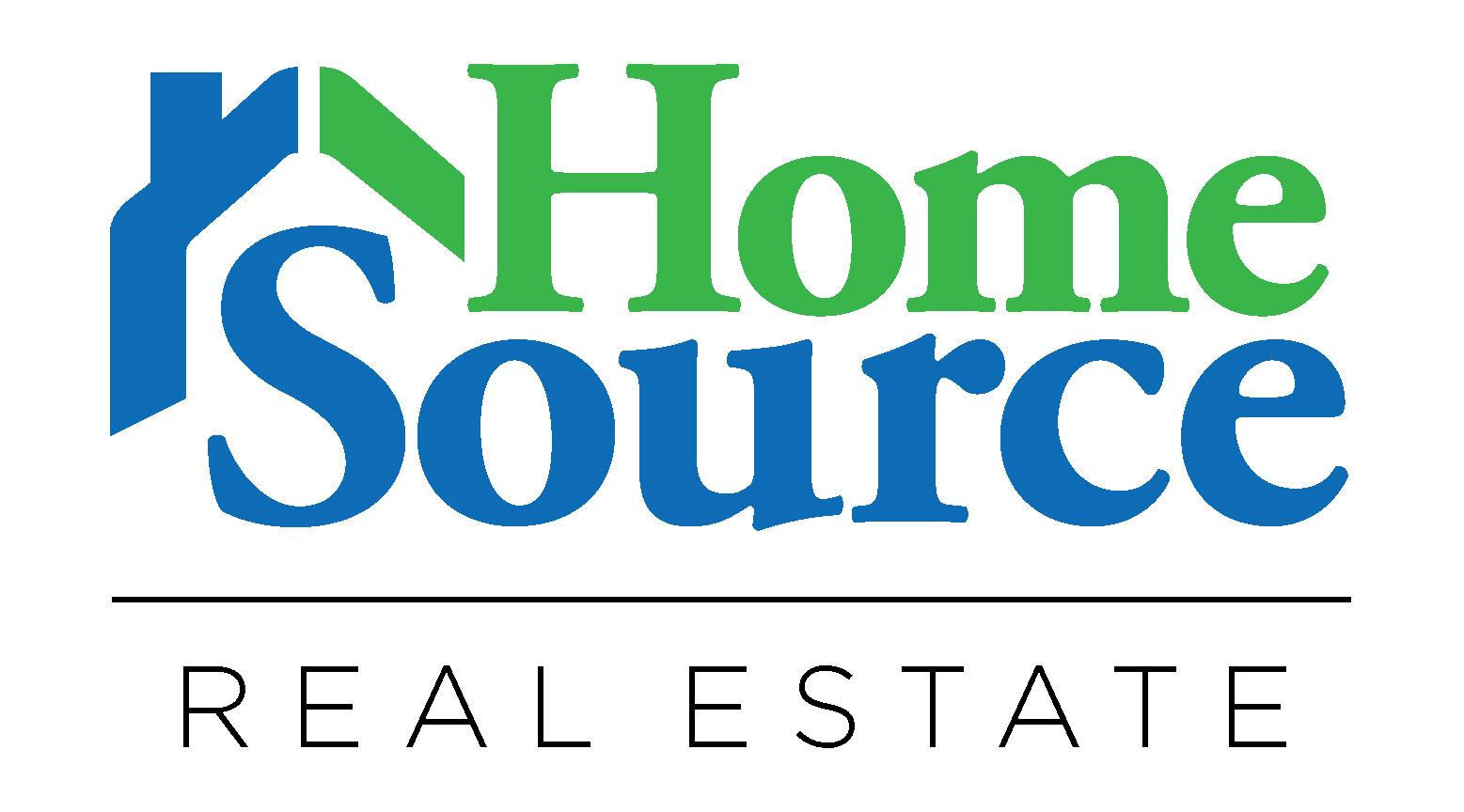 Michael Teal - HomeSource Real Estate, Branding & Logo Design