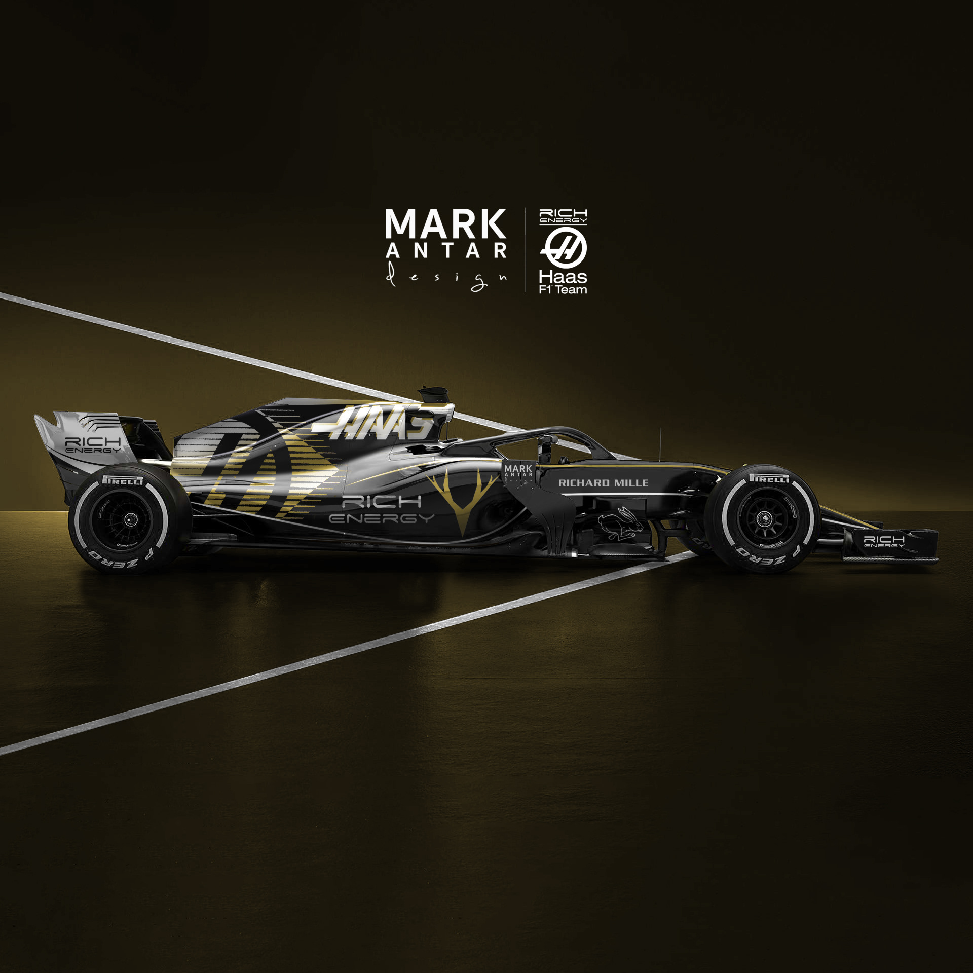 Renault Reveal Yellow Race Livery For 2016: F1 Livery Designer