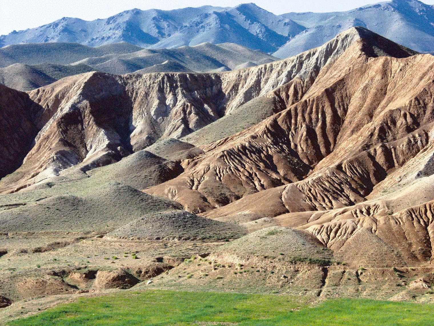 Афганистан сверху фото