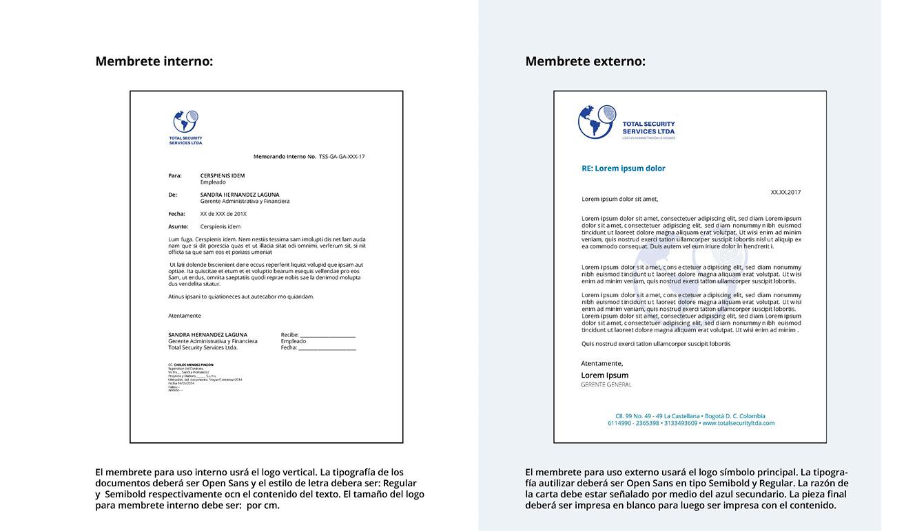 Perfecto Cv Membrete Composición - Ejemplo De Currículum Comercial ...