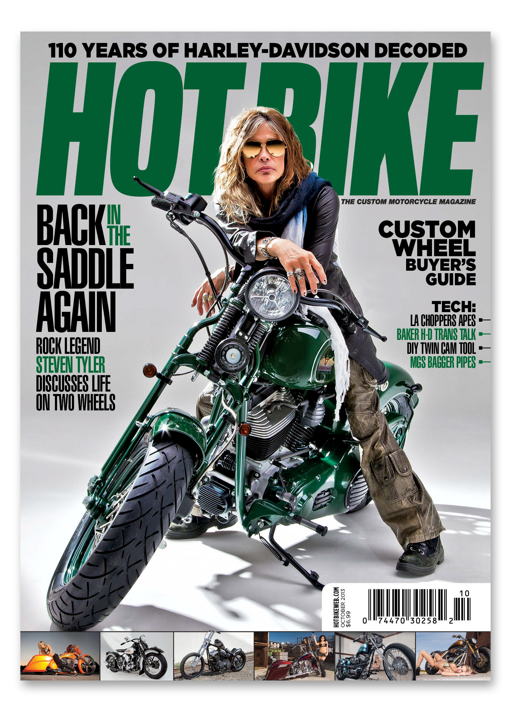 Robert Martin Design - Hot Bike Magazine