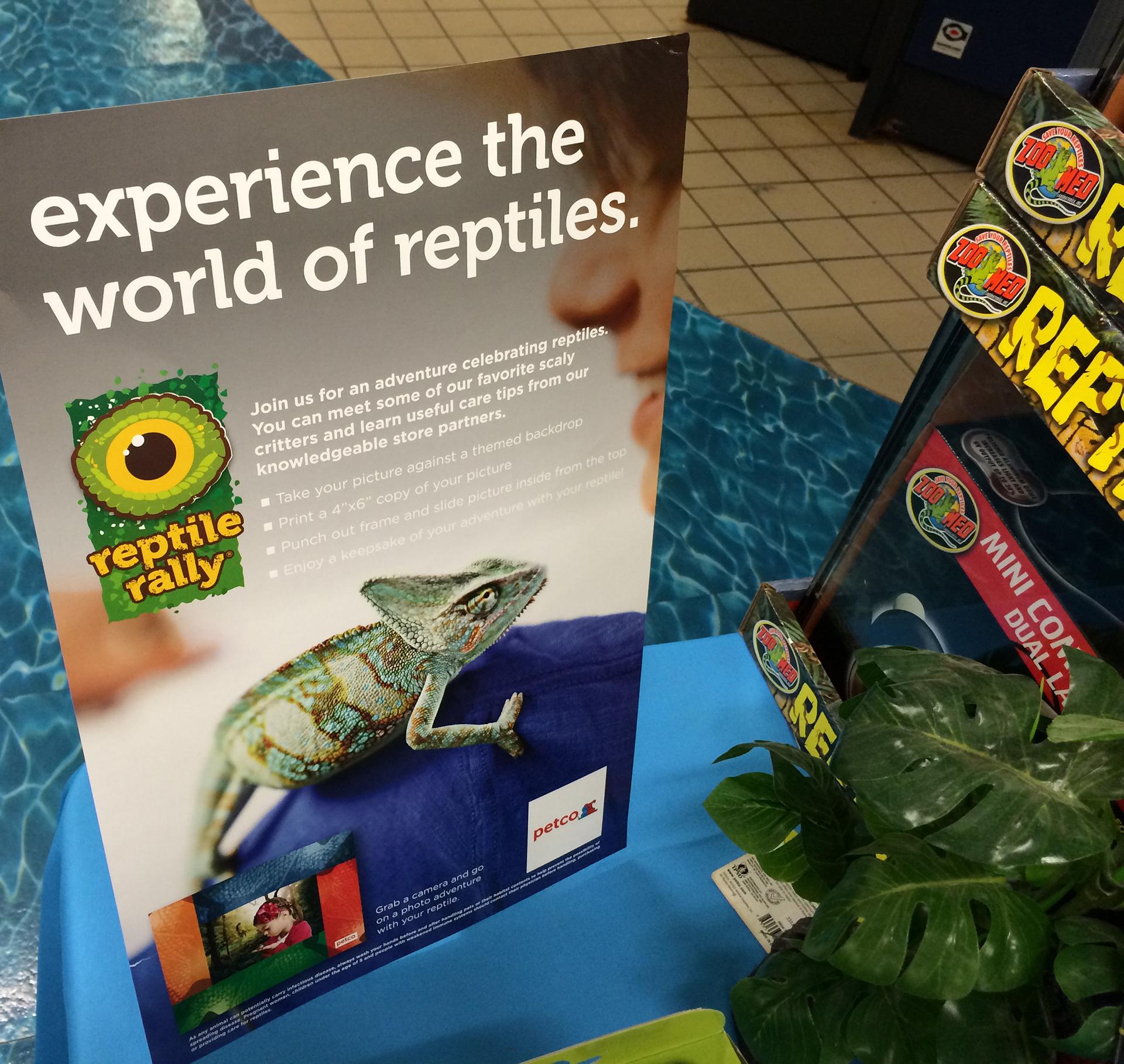 Brand Imagination - Petco : Reptile Rally