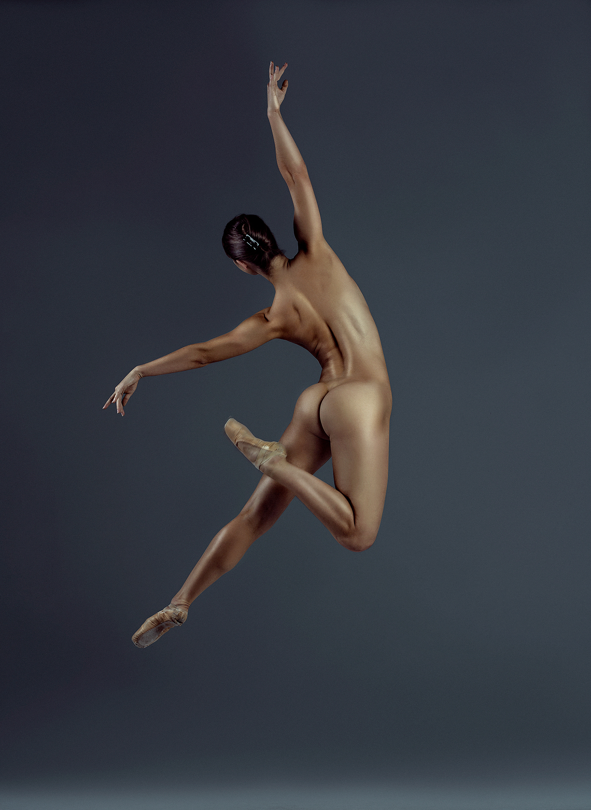Contemporary dancers nude — 14