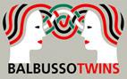 Anna + Elena = Balbusso Twins