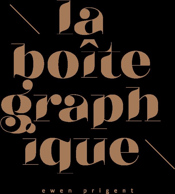 Ewen Prigent • La Boîte Graphique