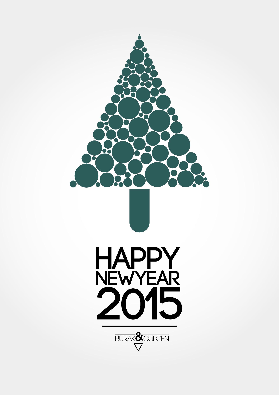 Burak Başcı | basci.co - New Year Celebration Cards 2015
