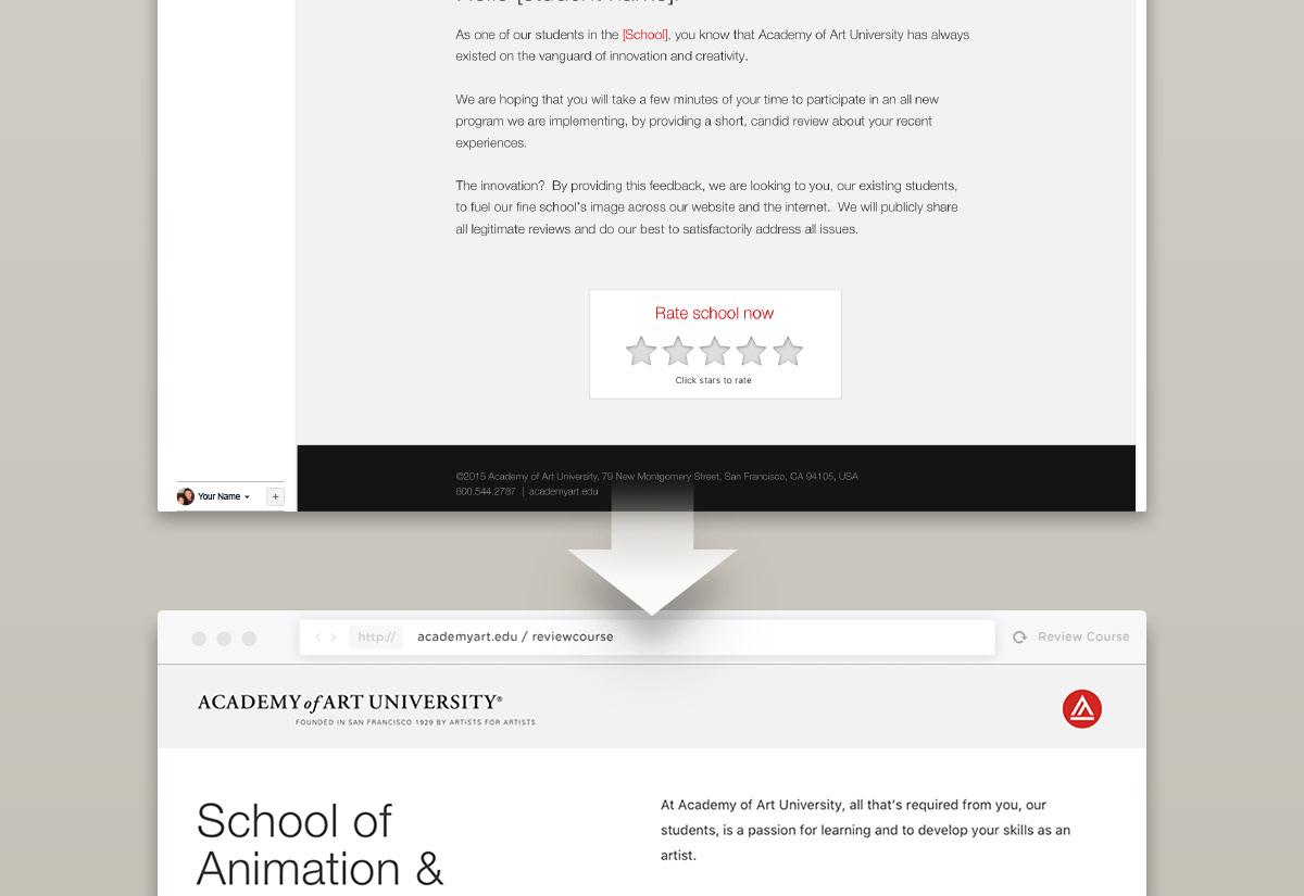 Academy Of Art University Login >> Jean Philavong Academy Of Art University Email Campaign