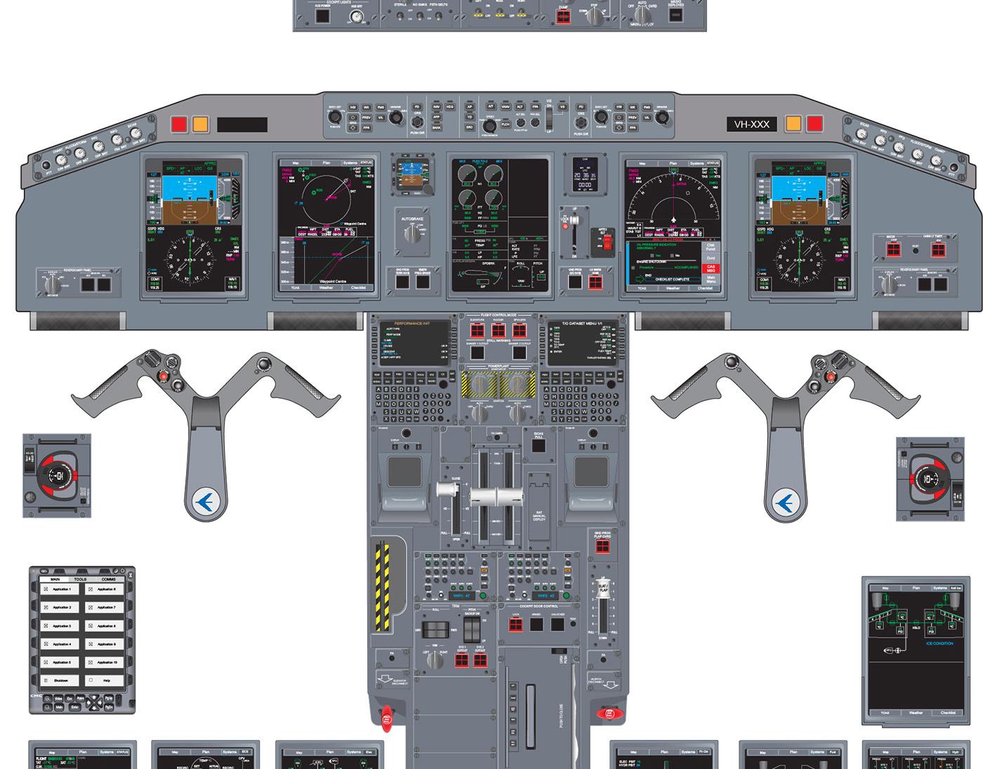 Glyn Chadwick  175  190  195 Cockpit