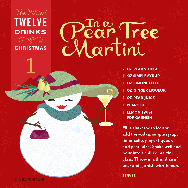 the hotties 12 drinks of christmas - 12 Drinks Of Christmas
