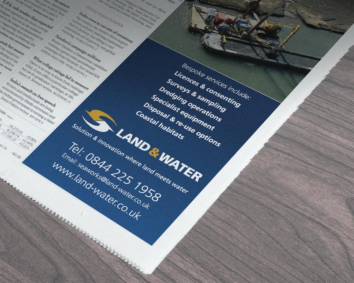 PAUL COOPER - Land & Water