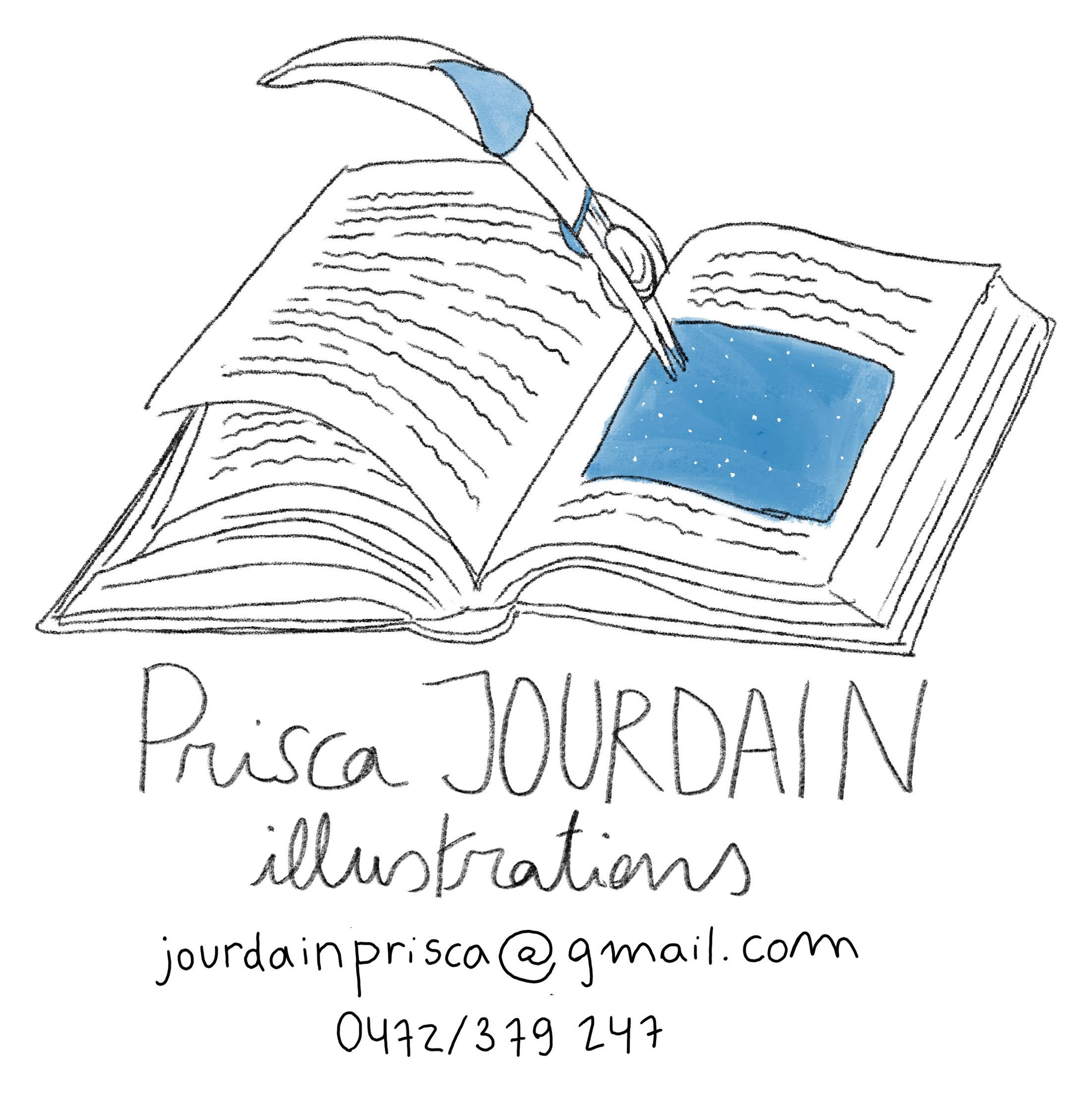 Prisca Jourdain