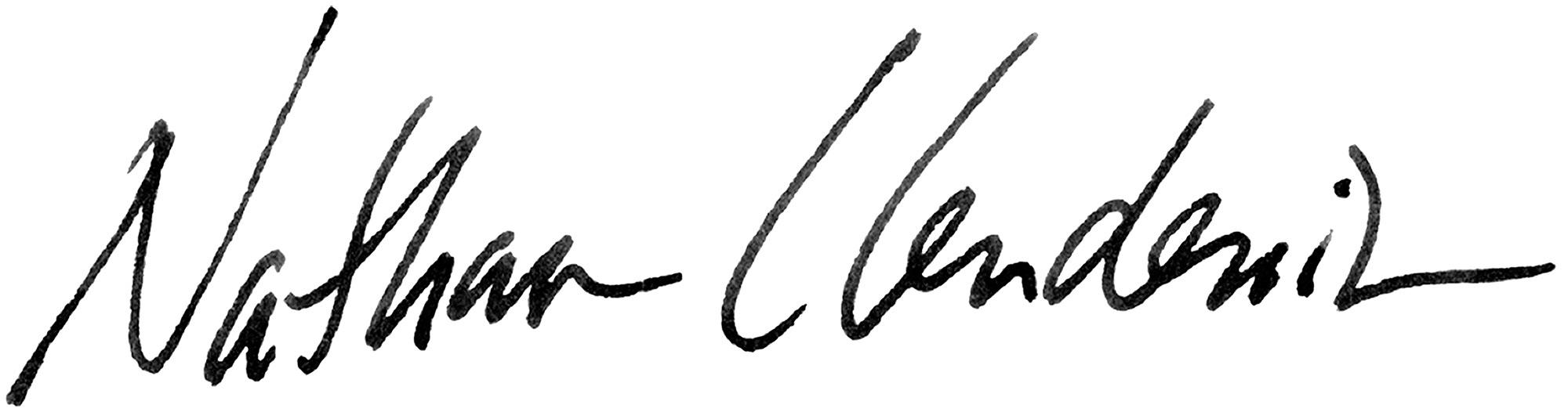 Nathan Clendenin
