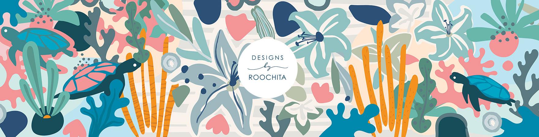 Designs by Roochita