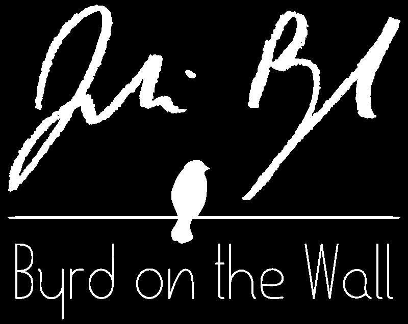 ByrdOnTheWall