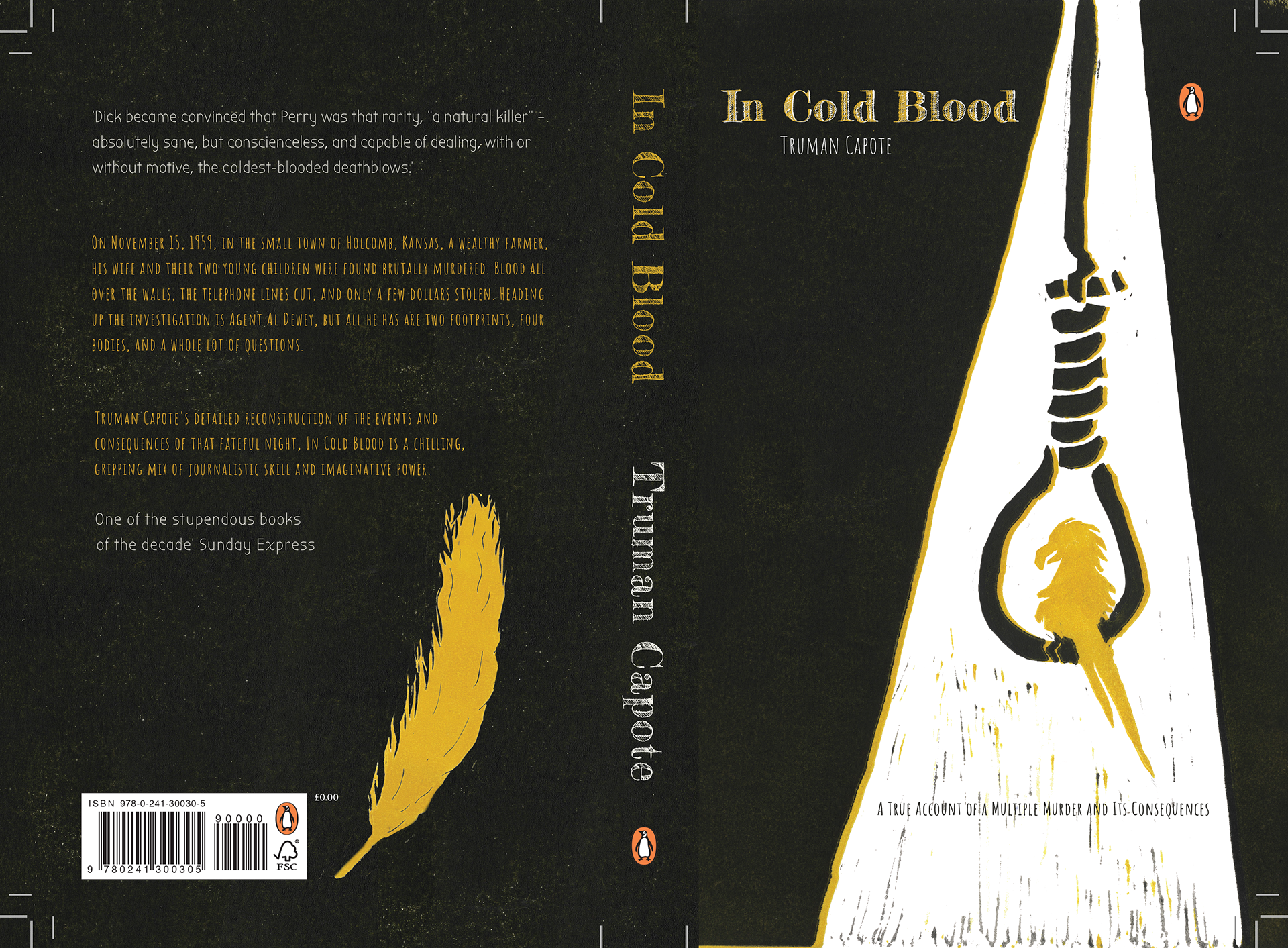 Penguin Book Cover Competition : Anna jean mcdonald in cold blood penguin book cover
